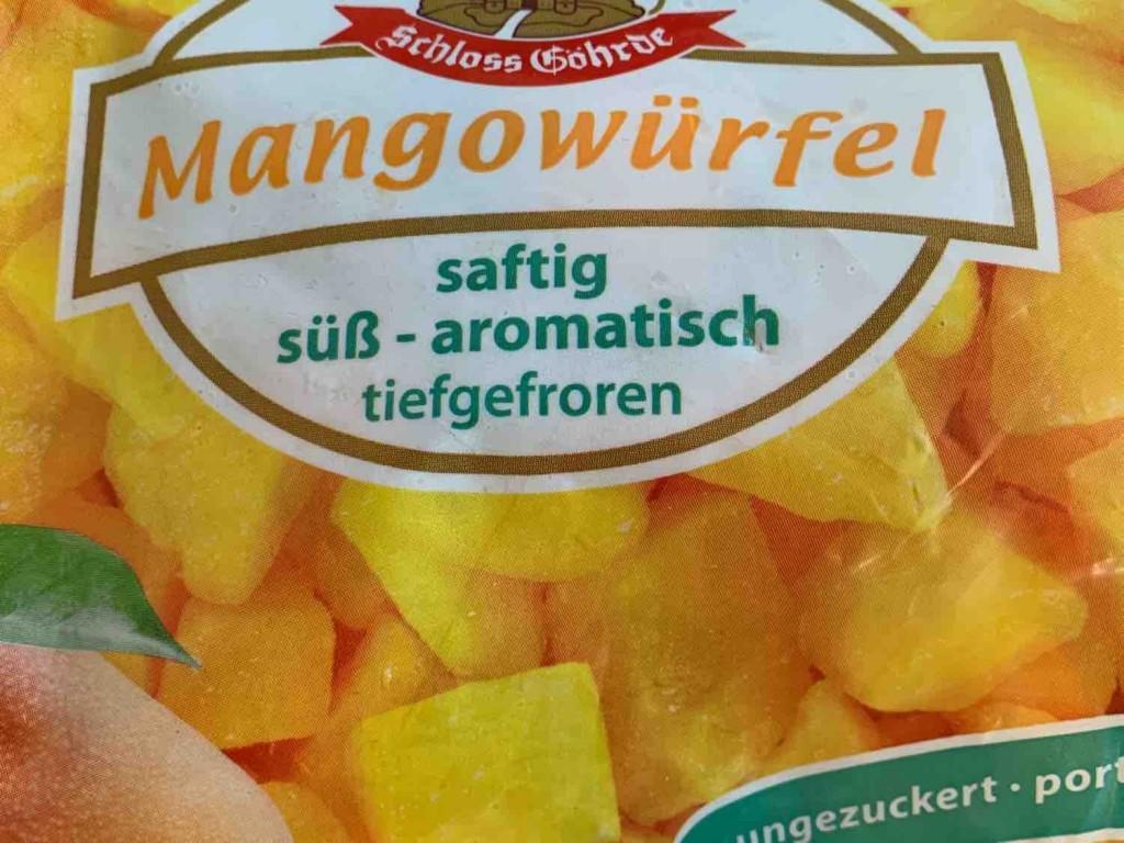 Mango Würfel von hanseate2002   Hochgeladen von: hanseate2002
