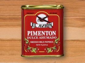 Pimentn, geräuchertes Paprikapulver, süß oder scharf | Hochgeladen von: Bauigel