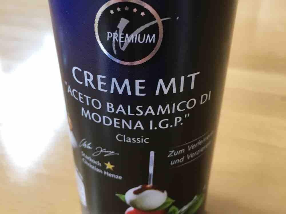 Creme mit Aceto Balsamico, classic von CDD | Hochgeladen von: CDD