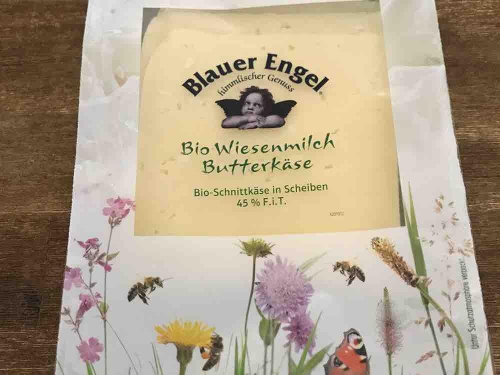 Blauer Engel, Bio-Butterkäse von ruVen   Hochgeladen von: ruVen