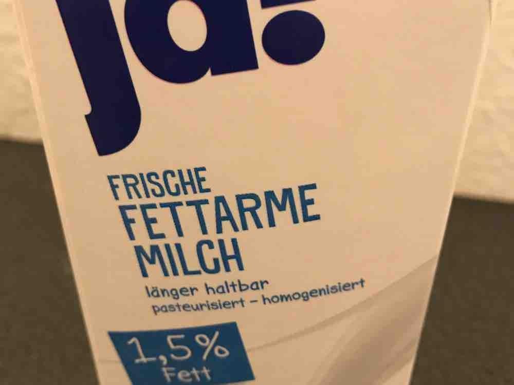 Frische fettarme Milch  ( 1,5 % Fett )  von benjaminorino   Hochgeladen von: benjaminorino
