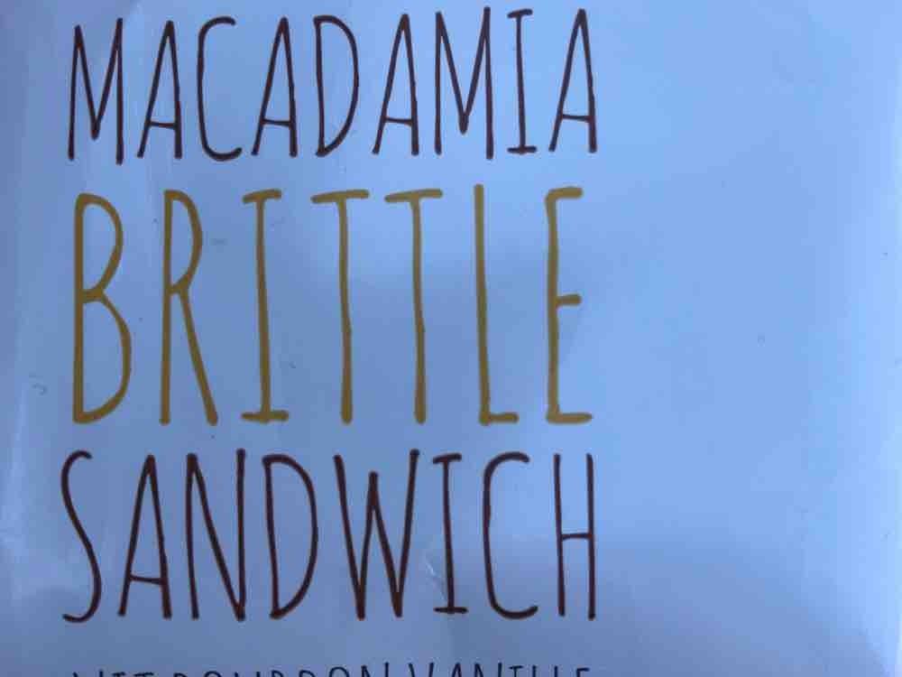 Macadamia Brittle Sandwich von CathrinL   Hochgeladen von: CathrinL