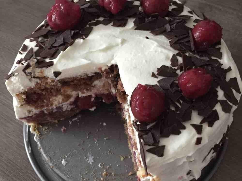 Schwarzwälder Kirsch Torte von martinaschranz786 | Hochgeladen von: martinaschranz786