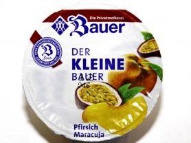 Joghurt mild (Bauer), Pfirsich-maracuja | Hochgeladen von: desPrinzenrolle