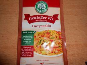 Lebensbaum Genießer Fix Würzmischung Currynudeln | Hochgeladen von: Highspeedy03
