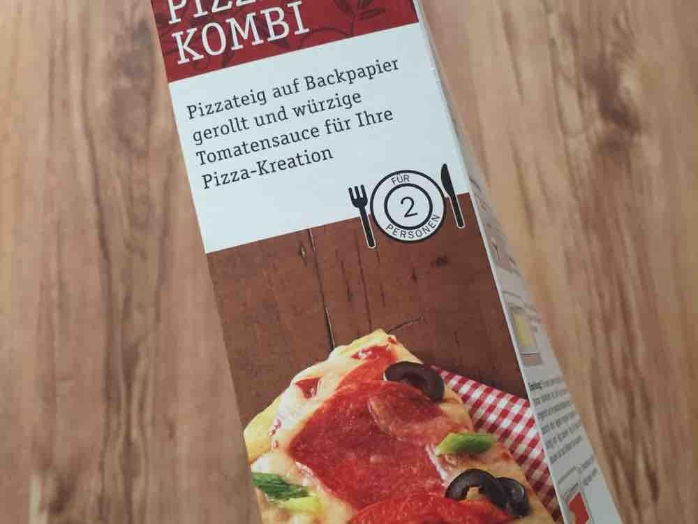 Chef Select Pizza Kombi Teig Und Sauce Kalorien Pizza Fddb