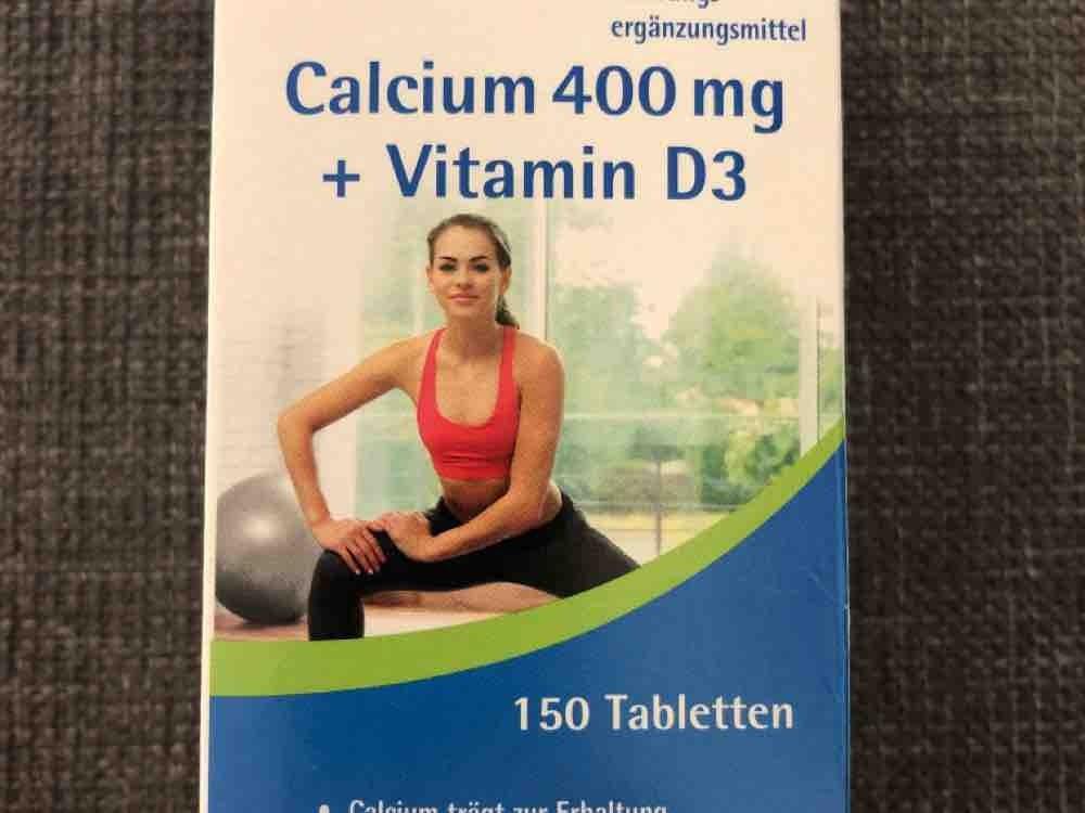 Calcium 400 mg + Vitamin D3 von ralle86 | Hochgeladen von: ralle86