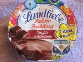 Sahne Pudding dunkle Schokolade | Hochgeladen von: LuckyLuna