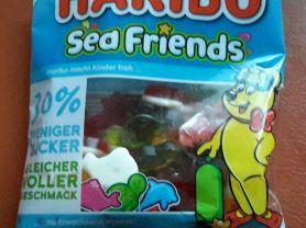 Haribo Sea Friends 30 Weniger Zucker Frucht Kalorien Süsswaren