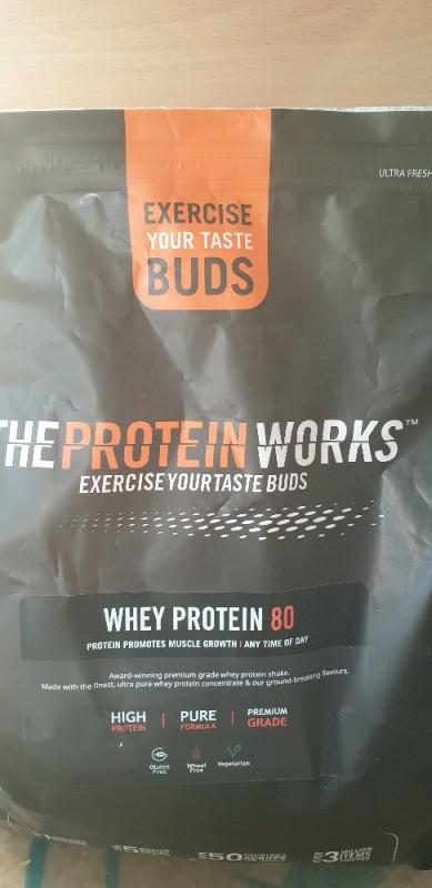 Whey Protein 80 von Anikolino | Hochgeladen von: Anikolino