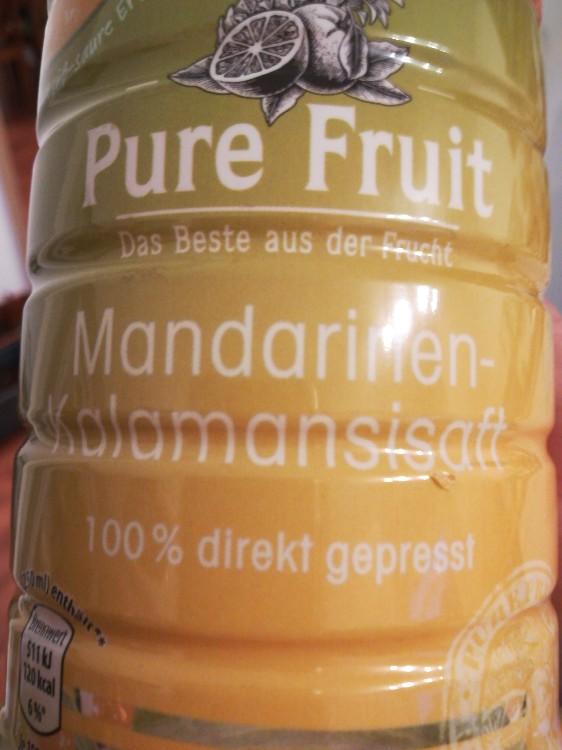 Mandarinen-Kalamansisaft von neloilly | Hochgeladen von: neloilly