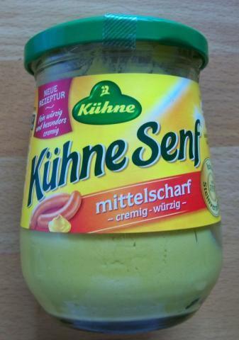 Senf mittelscharf, cremig-würzig   Hochgeladen von: paulefrau