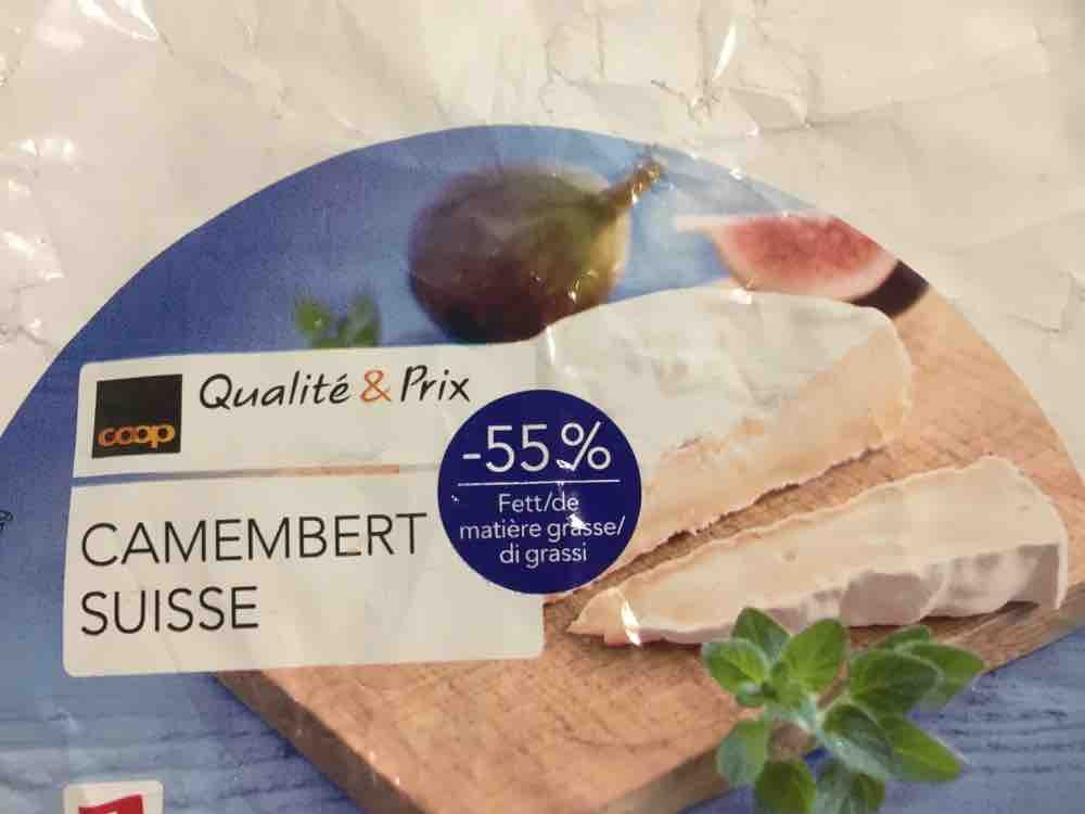 Camembert Suisse, -55% Fett von irmgard61 | Hochgeladen von: irmgard61