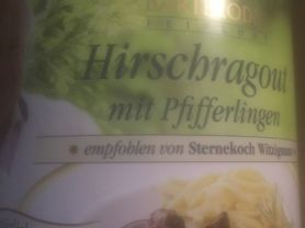Hirschragout mit Pfifferlingen | Hochgeladen von: Teetante