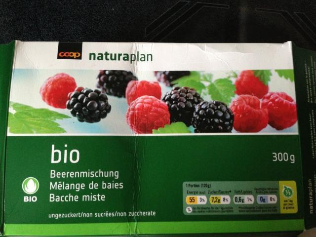 Bio Beerenmischung ungezuckert   Hochgeladen von: calvin01