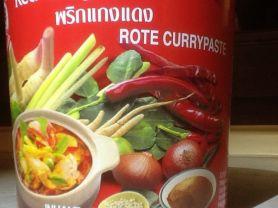 Red Curry Paste (Rote Currypaste) | Hochgeladen von: Sofferl