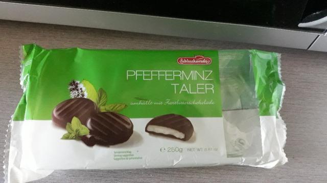 Pfeffeeminztaler, umhüllt mit Zartbitterschokolade von Thomilein | Hochgeladen von: Thomilein