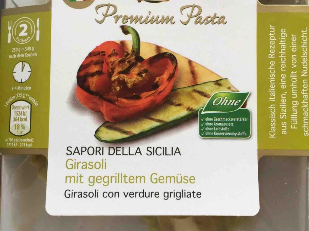 Premium Pasta, gegrilltes Gemüse von FlorianZZ   Hochgeladen von: FlorianZZ