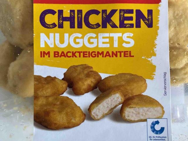 Chicken Nuggets im Backteigmantel von Doomed25Boy   Hochgeladen von: Doomed25Boy