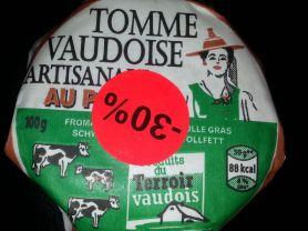 Tomme Vaudoise, Pfeffer | Hochgeladen von: Misio
