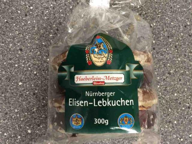 Elisen-Lebkuchen, Nürnberger von inquisitor77 | Hochgeladen von: inquisitor77