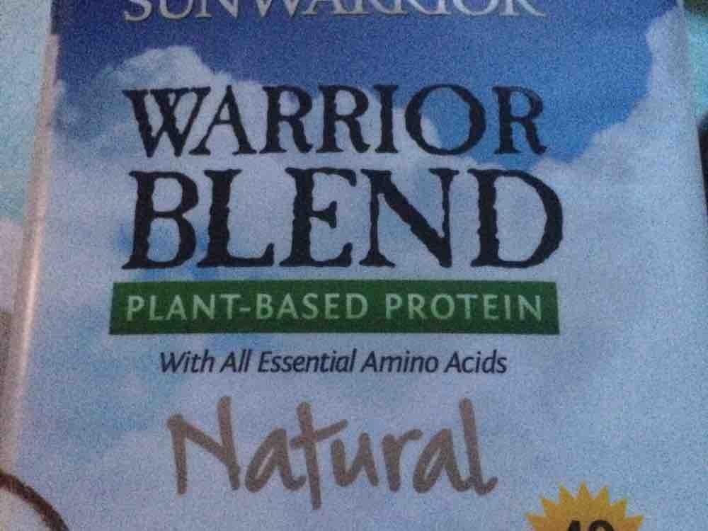 Warrior Blend Bio Natural von Tobi78   Hochgeladen von: Tobi78
