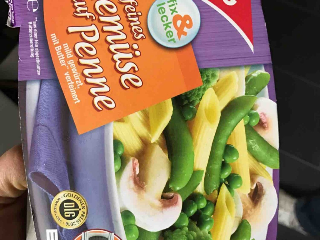feines Gemüse auf Penne  von nordlichtbb | Hochgeladen von: nordlichtbb