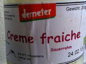 Creme Fraiche Demeter | Hochgeladen von: albiurlaub