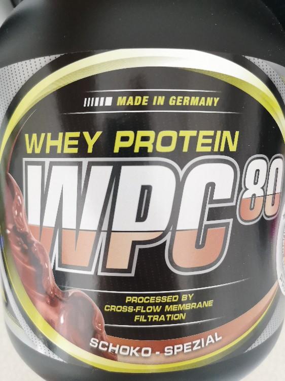 WPC 80, Schoko Spezial von musclemarci | Hochgeladen von: musclemarci