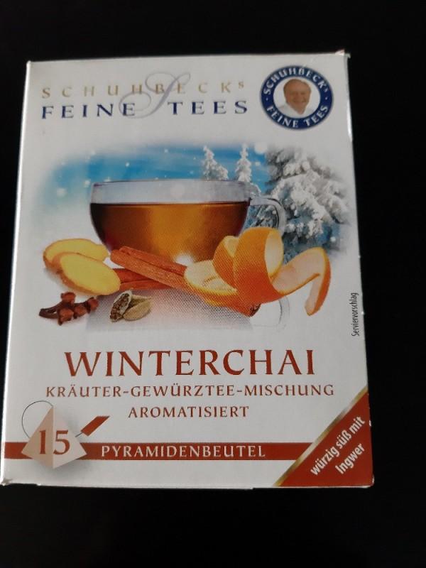 Winterchai, Kräuter-Gewürztee-Mischung von doro58 | Hochgeladen von: doro58