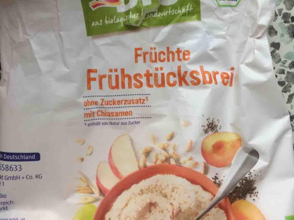 Früchte Frühstücksbrei, mit Chiasamen von DramaQueenSue | Hochgeladen von: DramaQueenSue