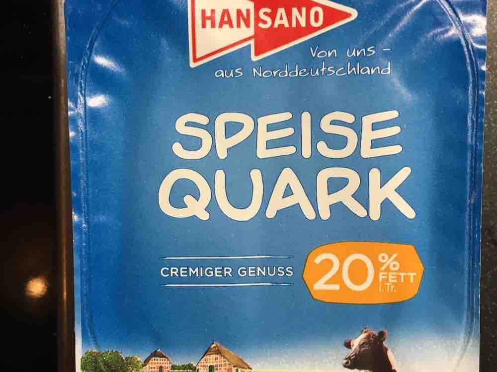 Speisequark 20% Fett von eliandhra | Hochgeladen von: eliandhra