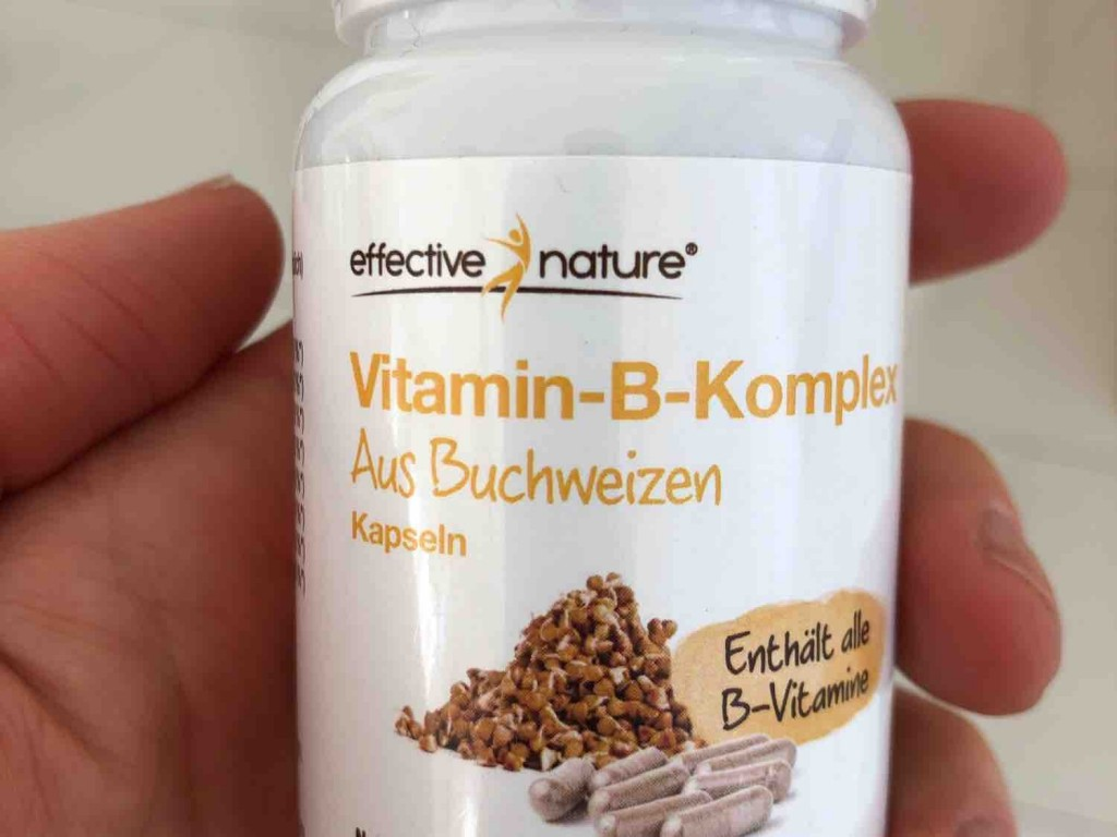 Vitamin-B-Komplex, aus Buchweizen von tobias.schalyo   Hochgeladen von: tobias.schalyo