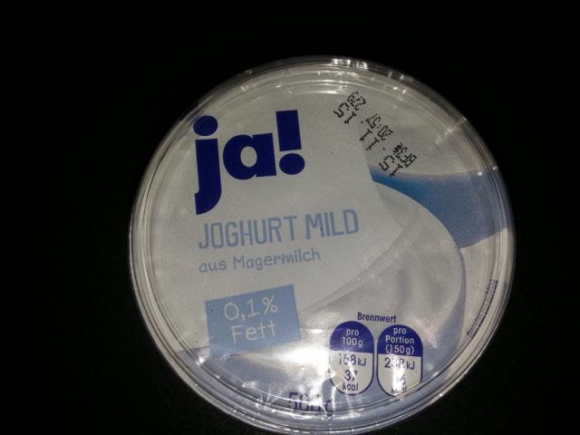 Joghurt mild aus Magermilch, natur | Hochgeladen von: Misio