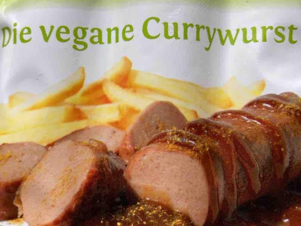die vegane Currywurst von Nowipes | Hochgeladen von: Nowipes