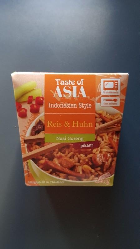 Reis & Huhn, Nass Goreng von Tobi184   Hochgeladen von: Tobi184