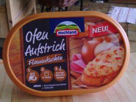 Hochland Ofen Aufstrich, Flammkuchen   Hochgeladen von: SushiMonster