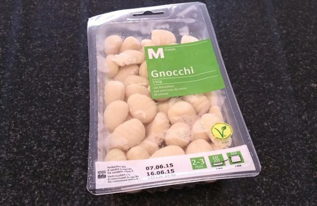 M-Classic Gnocchi mit Kartoffeln   Hochgeladen von: elise