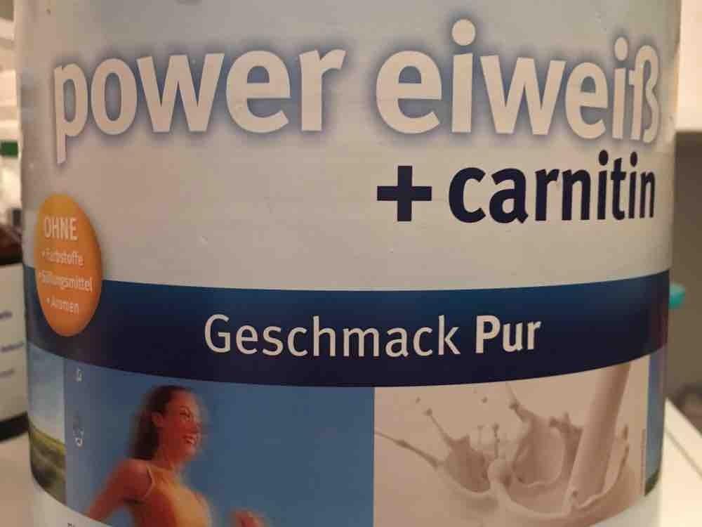 Forever Young Power Eiweißpulver Pur (Dr. Strunz), Pur von jundom | Hochgeladen von: jundom