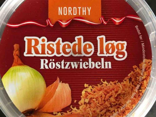 Röstzwiebeln (Ristede log) von AntiO | Hochgeladen von: AntiO