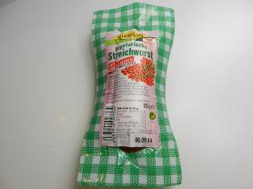 Grano Vita Vegetarische Streichwurst, Mit Preiselbeeren | Hochgeladen von: maeuseturm