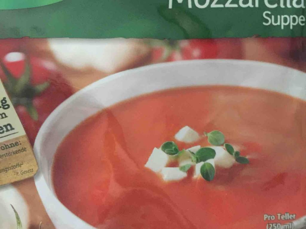 Feinschmecker, Tomaten Mozzarella Suppe von mishalt | Hochgeladen von: mishalt