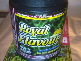 S.U. Royal Flavour System, Himbeere-Joghurt | Hochgeladen von: danimayer439