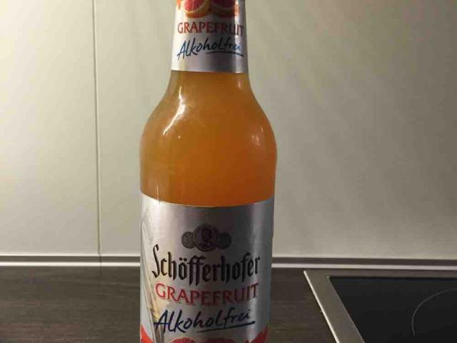 Schöffenhofer Grapefruit Alkoholfrei , Alkoholfreies Biermischgetränk  von keule1349   Hochgeladen von: keule1349