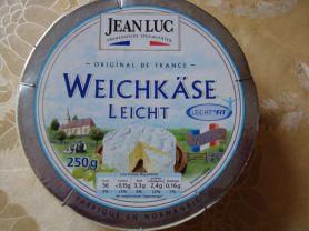 Jean Luc, Weichkäse Leicht   Hochgeladen von: tea