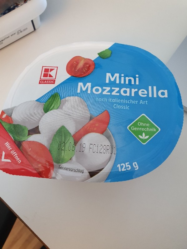 Mini Mozzarella, Nach italienischer Art Classic von z0rn | Hochgeladen von: z0rn