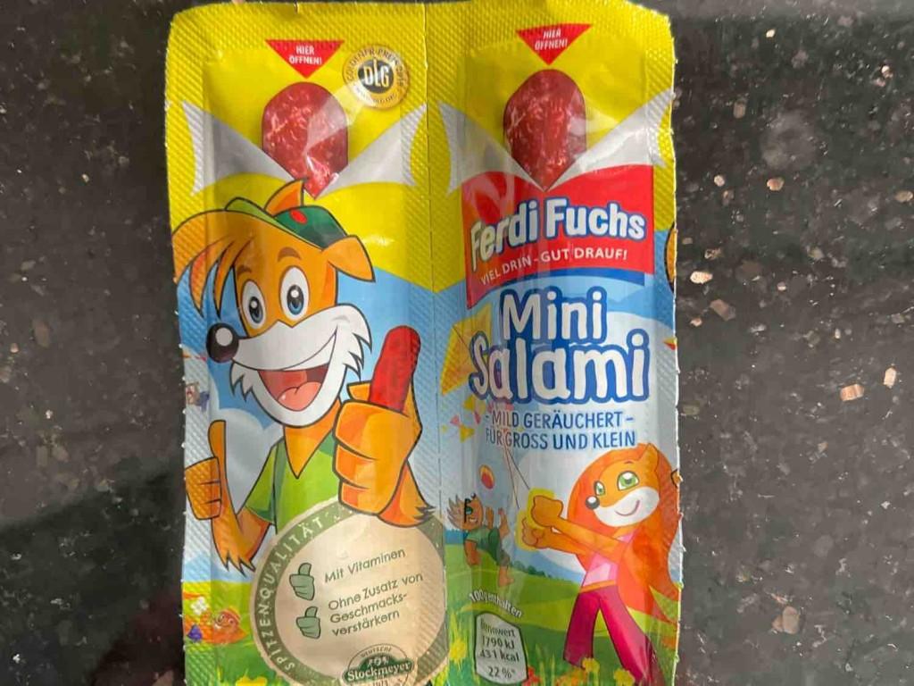 Ferdi Fuchs, Mini Salami von Saschi75 | Hochgeladen von: Saschi75