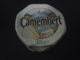 Alpenstern Camembert leicht   Hochgeladen von: Eva Schokolade