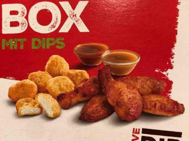chickenbox mit Dips von xxquipxx | Hochgeladen von: xxquipxx