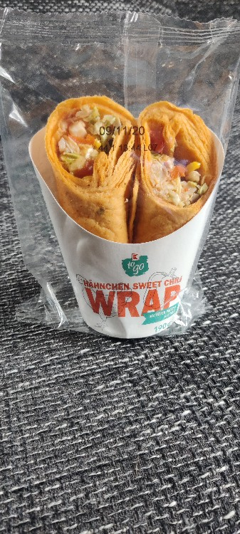 Hähnchen Sweet Chili Wrap von XaNNy0   Hochgeladen von: XaNNy0